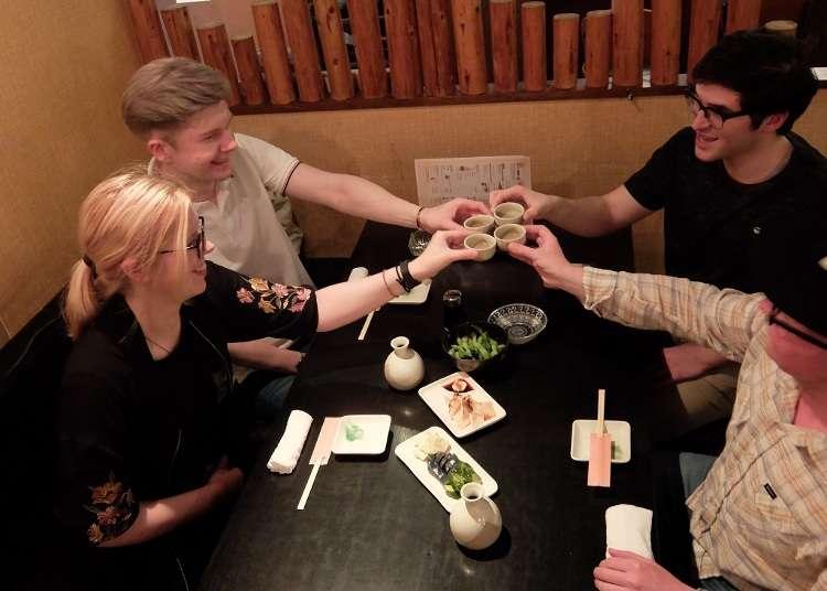 Kyoto Nightlife: Local Bars and Nighttime Strolls to Enjoy!
