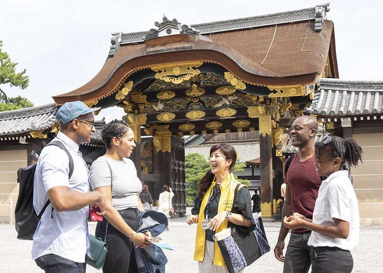 The Nijo-jo Castle English Guided Tour