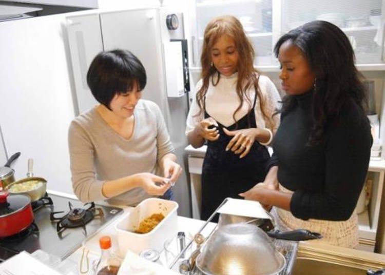 4. これぞ日本の味!民家で「家庭料理体験」