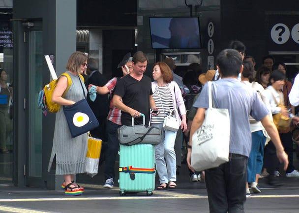 「エクスキューズミーはNG!」英語で道を尋ねると日本人は逃げていく