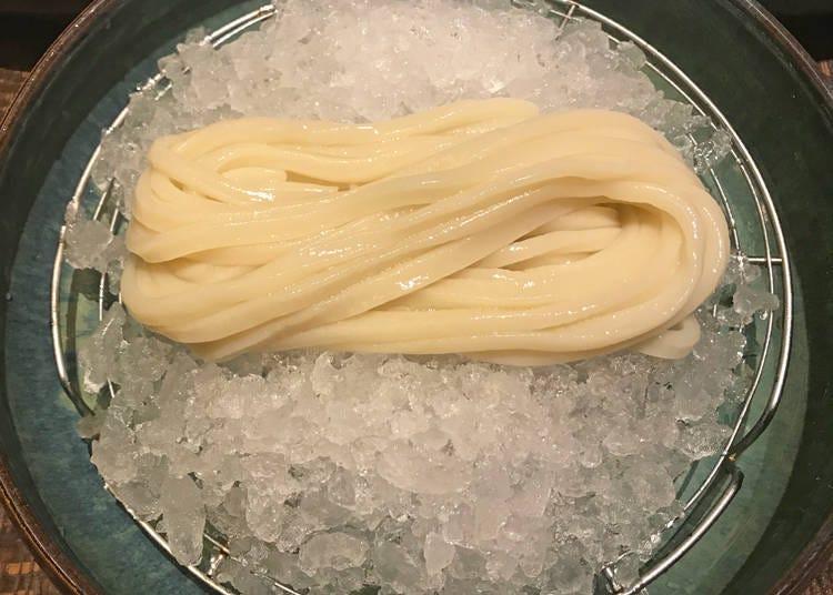후토멘 (太麺:굵은 면)