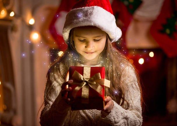 プレゼントはどんなものをもらっていたの?