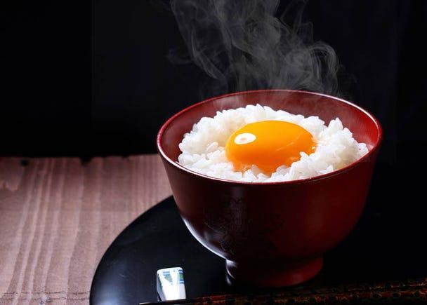 TKG(卵かけご飯)は食べてみたら美味しかった