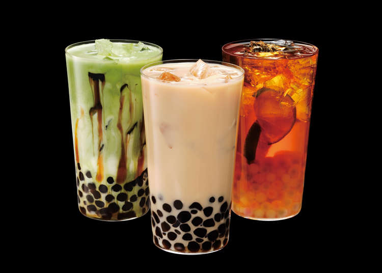 "Japan Food Trends for 2019: The ""Dish of the Year"" is Tapioca!"