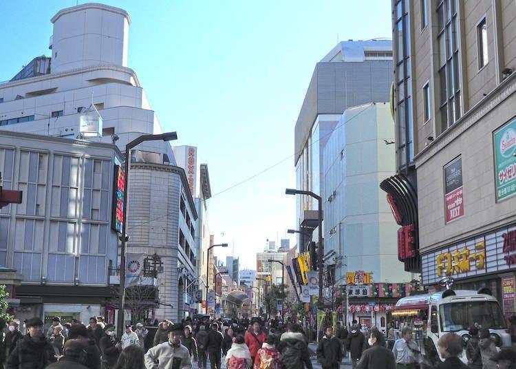 เที่ยวอาซากุสะอย่างกูรู