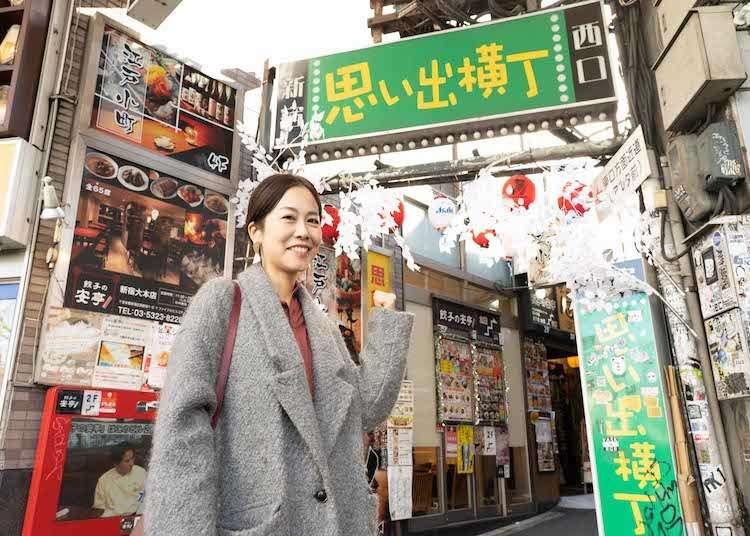 定番だけでなく、通な場所も教えます! レトロな「OLD新宿」&モダンな「NEW 新宿」徹底紹介