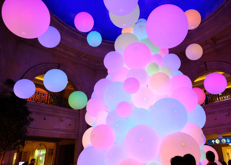 More Than Just teamLab! Palette Town is a Perfect Place to Spend a Day in Tokyo Odaiba!