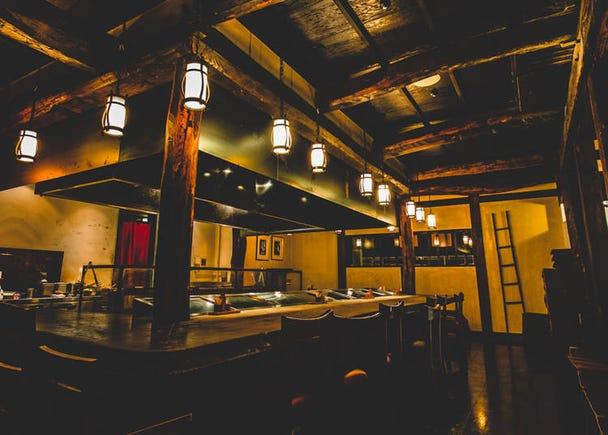 【天ぷら】サクサクの海老天と手打ちそばが楽しめる「権八 お台場」