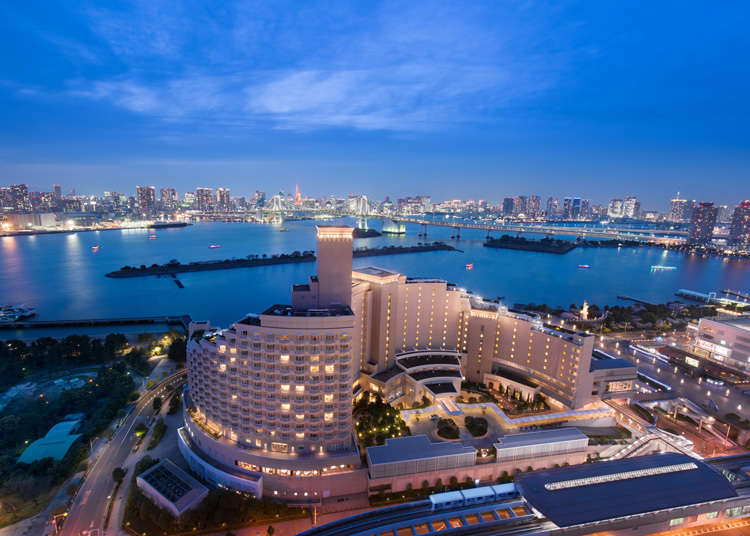 Odaiba Hotel Guide: 3 Hotels with Breathtaking Views in Odaiba!