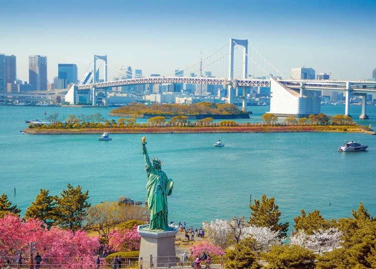 1-Day Tokyo Odaiba Itinerary for Families with Children