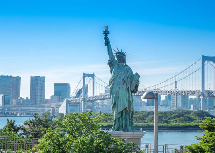 Get Around Tokyo Odaiba For Free with Tokyo Bay Shuttle!
