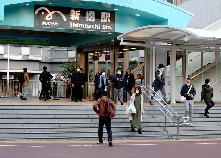 從淺草、上野到台場的交通方式