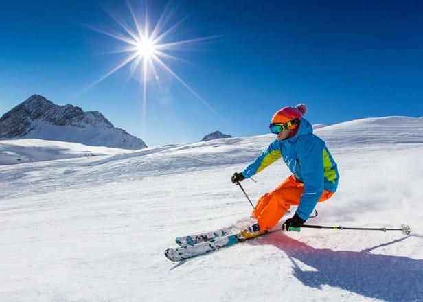 여름에도 스키를 타자! 풍요로운 자연 속 '갓산 스키장'의 매력과 이동 방법 안내