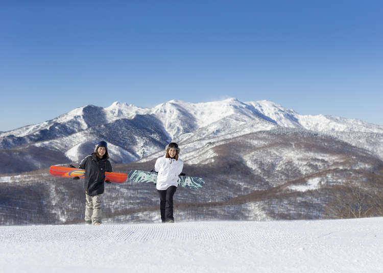 北海道だけじゃない! 東京近郊で温泉とスキーが楽しめるスポット3選