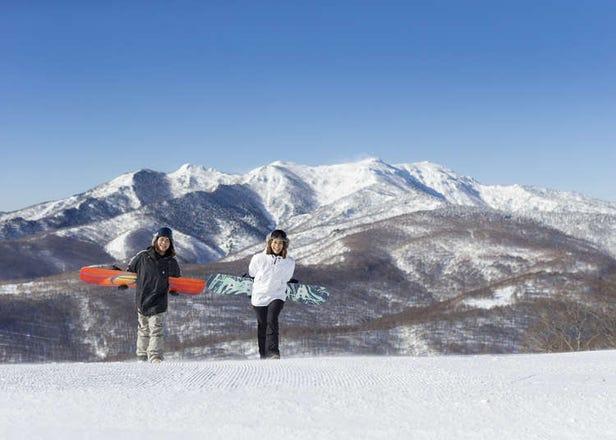 도쿄 근교에서도 온천과 스키를 함께 즐길 수 있는 추천 스팟 3곳