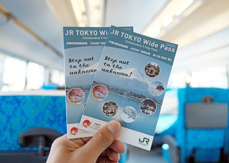Get to GALA Yuzawa Cheap & Fast! Use the JR TOKYO Wide PASS