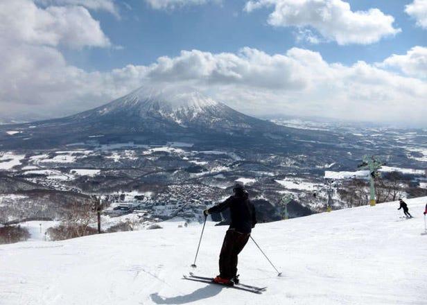 【보존판】일본에서 스키 타기 전에 꼭 알아 두어야 할 사항 다섯 가지 (초보자편)