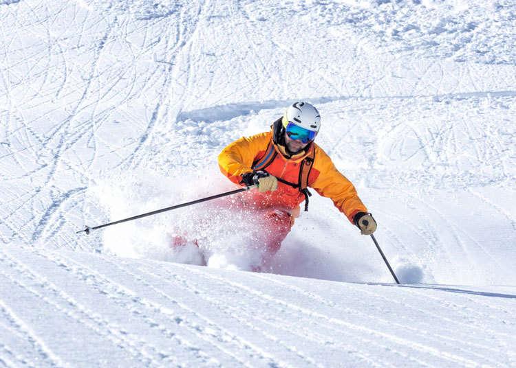 【保存版】日本でスキーする前に絶対知っておくべき4つのこと(リピーター編)