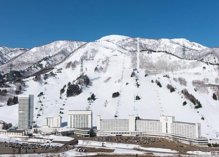 2. Naeba Ski Resort (Niigata)