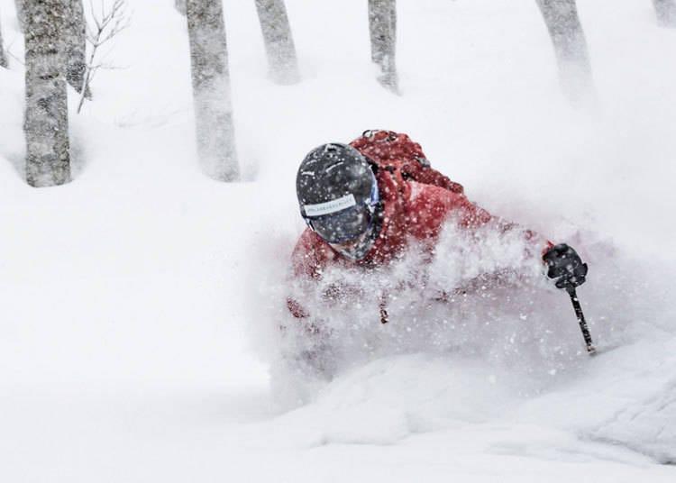 前往白馬滑雪場「HAKUBA VALLEY」時的注意事項