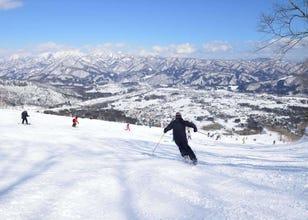 白马地区最推荐的滑雪场!「白马Cortina」的魅力大解析