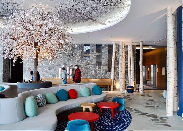 Enjoy a Relaxing and Snowy Getaway at Club Med Tomamu Hokkaido