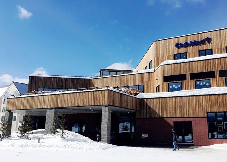 Welcome to Club Med Tomamu Hokkaido