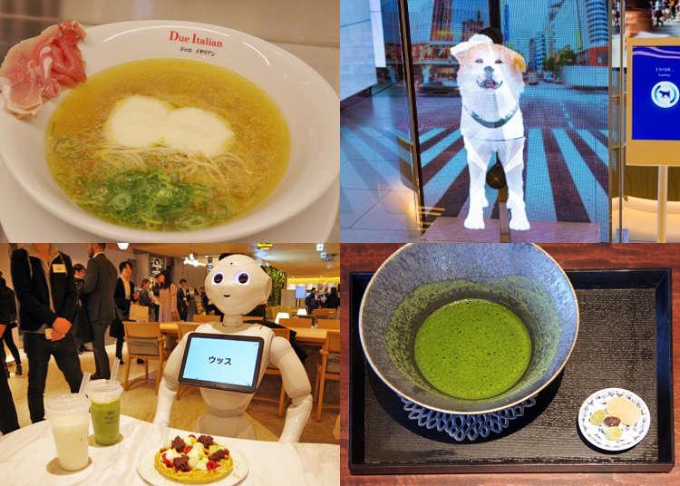 5分で分かる「東急プラザ渋谷」のおすすめ10選!行くべきショップ&レストランはここ