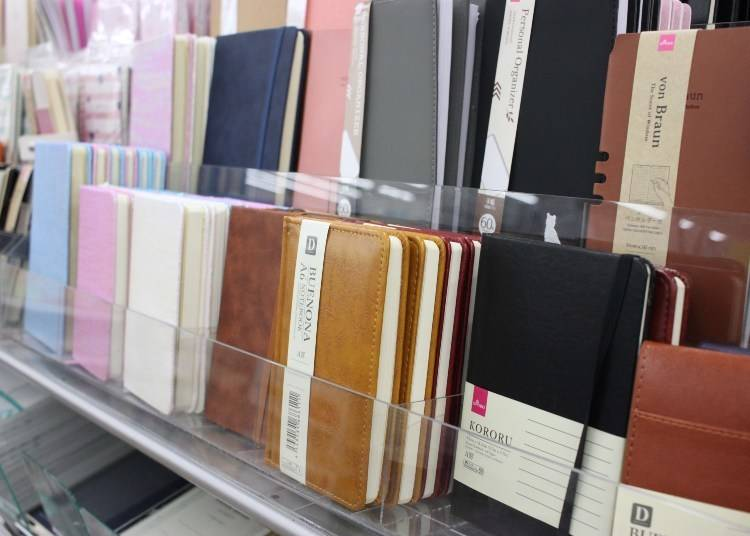 3. Stylish Notebooks: Gorgeous Leather-Like Notebooks for a Fraction of the Price!