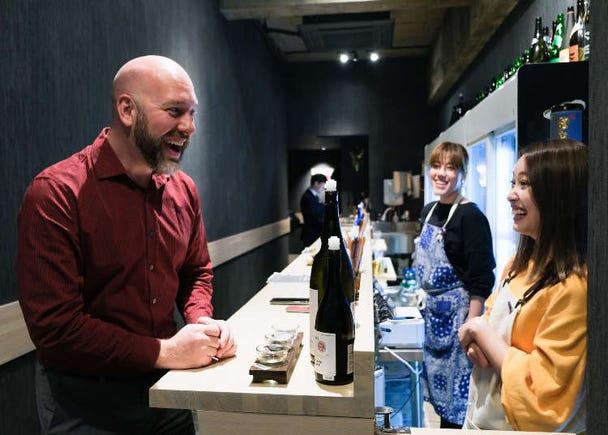 新鮮な日本酒の飲み比べが楽しい! 大井町の日本酒専門スタンディングバーに潜入してきた