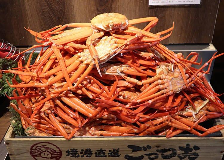 「螃蟹处 GOZZO」红楚蟹整只让你吃!蟹肉、蟹膏通通有!