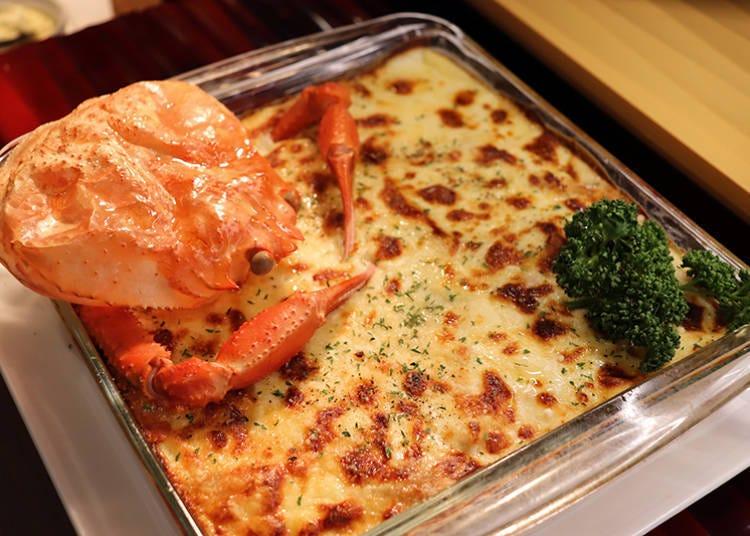 「螃蟹处 GOZZO」各式豪华螃蟹料理不容错过!
