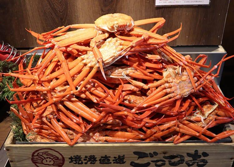 「螃蟹處 GOZZO」紅楚蟹整隻讓你吃!蟹肉、蟹膏通通有!