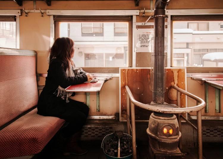 겨울이라 더 좋은 리피터들의 성지, 아오모리 쓰가루 열차