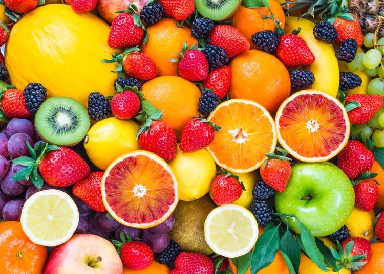台日水果大對決!日本必吃VS.台灣常見、日本卻不容易吃到的水果9選
