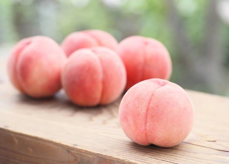 日本旅遊必吃水果③水蜜桃