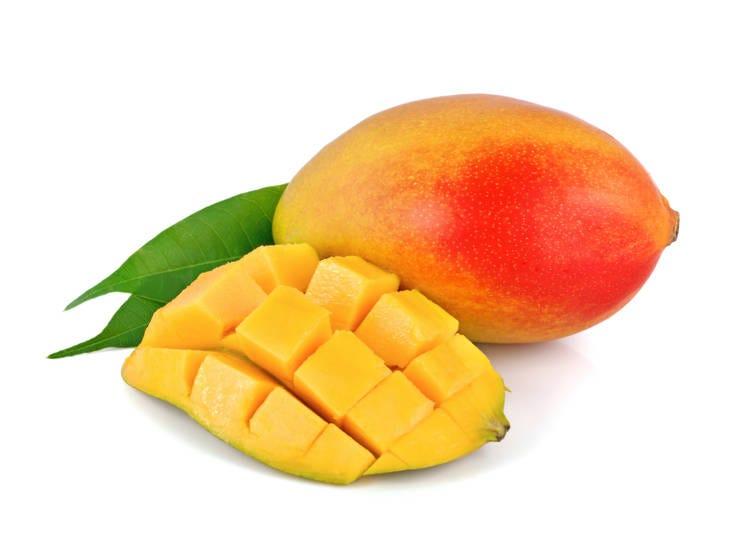 在日本不容易吃到④芒果:台灣芒果No.1!