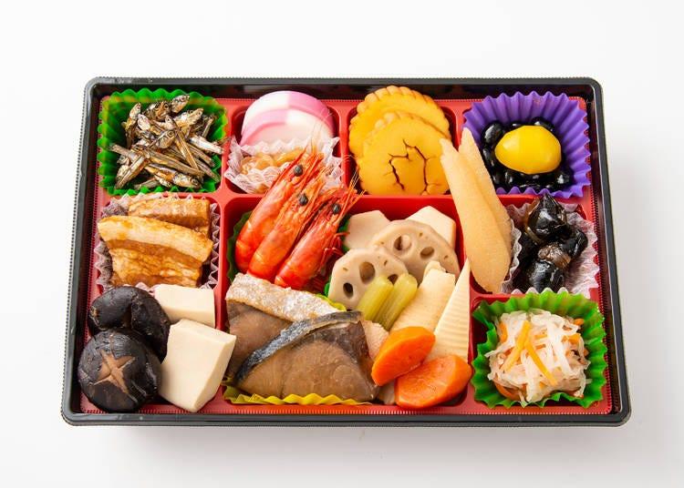 「おせち詰め合わせ宴」(3501円・税込)