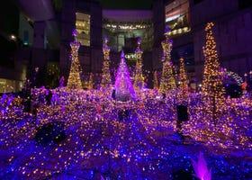 【2020年】まだまだ楽しめる東京の人気イルミネーションスポット10選
