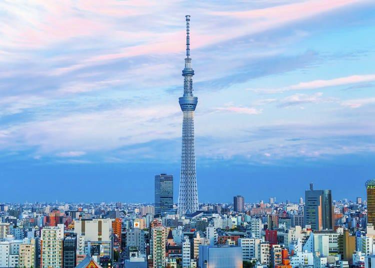 2. Tokyo Skytree