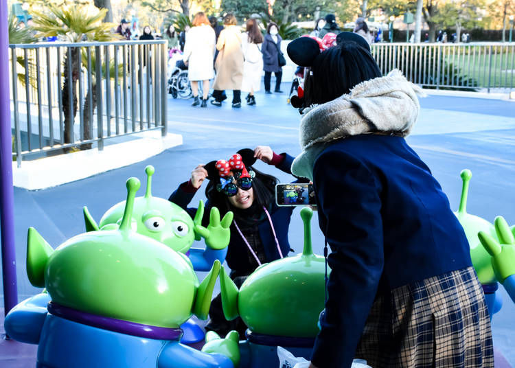 8. Tokyo Disneyland/DisneySea