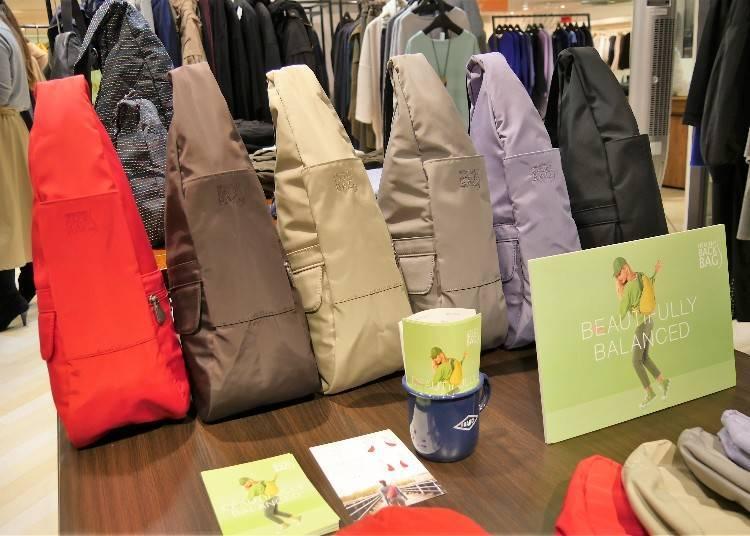 熱烈迴響引爆中!ATSURO TAYAMA全新推出的休閒包款「水滴包」