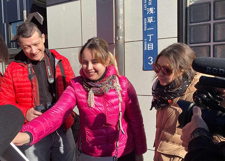 【東京グルメダービー!】寿司?ラーメン? 訪日外国人50人が選ぶ東京で食べたいグルメは!?