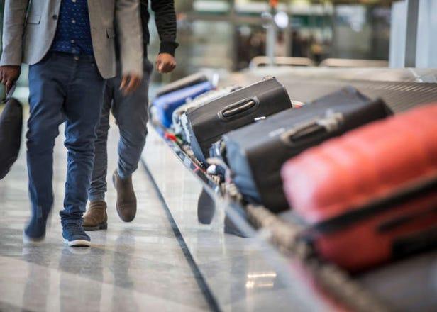 日本機場飛安、行李檢查新規定,你都了解了嗎?提前做好準備免煩惱!
