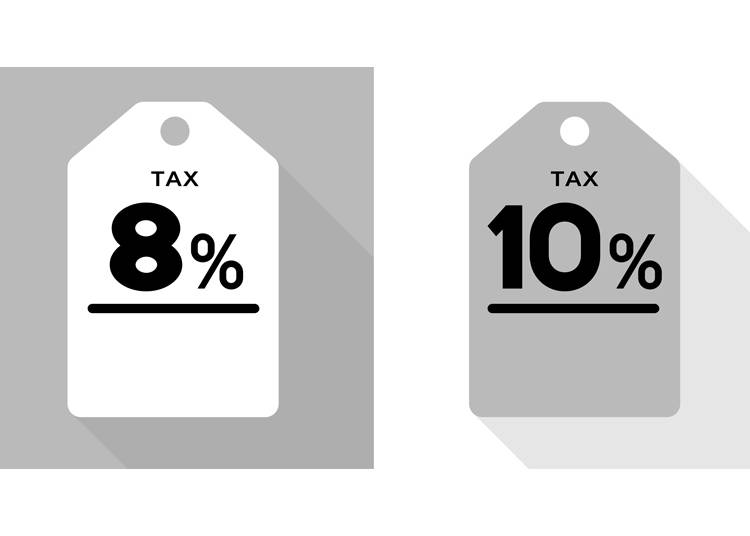 スーパーで買い物する時に知っておきたい軽減税率