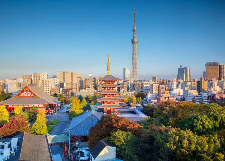 空姐教你如何用2天玩東京!2天1夜經典快閃行程,不藏私推薦!