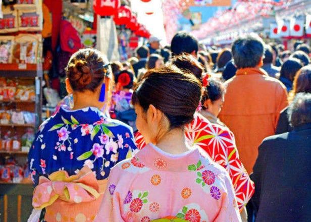 空姐推薦!台灣人玩東京絕不能錯過的6件事