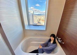 編集者はお風呂を絶賛!アクセス抜群で朝食や大浴場も人気!「からくさホテルグランデ新大阪タワー」の魅力をリポート