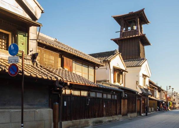 関東屈指の人気観光地、埼玉の川越・秩父。2020年に開催する世紀の祭典の会場も近い!