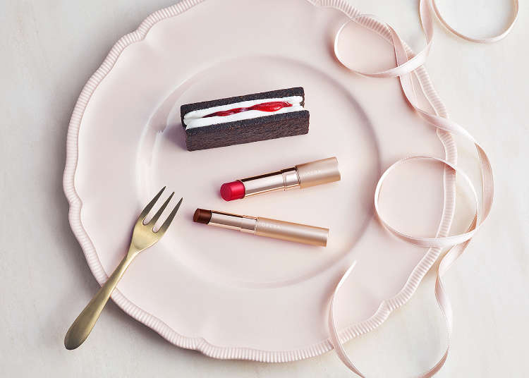 OPERA情人節限定唇膏1/23發售!草莓與巧克力的甜蜜搭配,呈現大人才有的韻味